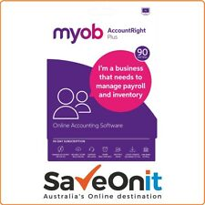 MYOB AccountRight Plus 90 Days subscription Accounting software - Email License