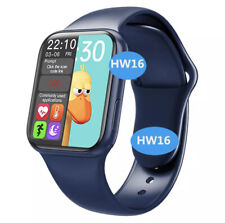 Smart Watch 2021 HW16 Apple Iphone IOS Android 44mm Full HD Bluetooth