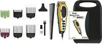 Wahl Wahl Close Cut Pro - Cortapelos. kit de corte de pelo y aseo de 12 piezas