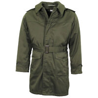100% Genuine Serbian Army Issue Military Jacket Coat Olive Combat Winter Parka