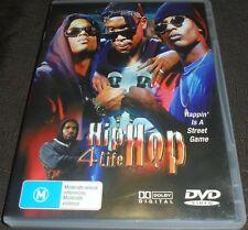 HIP HOP 4 LIFE DVD ALL REGION