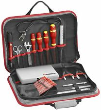 Facom Electronics Electricians Tool Set Kit with Soft Case 31pc 2138.EL29