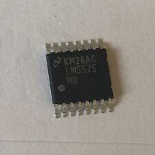 26 X Texas Instruments LM5575MH DC-DC de conmutación regulador Buck (paso abajo), AD