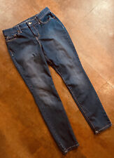 Women's GLORIA VANDERBILT Curvy Skinny Jeans Size 8