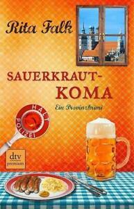 Rita Falk, Sauerkrautkoma - 1xgelesen