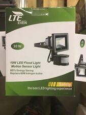 10W LED Flood Light; Motion Sensor Light