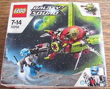 LEGO GALAXY SQUAD NIB #70700 New