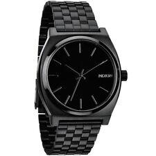 A045001-00 Nixon Time Teller Watch black all black