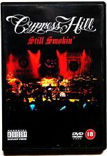 CYPRESS HILL STILL SMOKIN DVD RATED 18 Dr DRE Hip Hop Explicit rare first ed