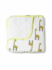 Aden and Anais Baby Muslin 100 Cotton Large Dream Blanket Jungle Jam