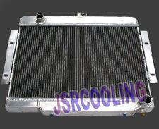 3 ROW Aluminum Performance Radiator for JEEP CJ5 CJ7 w/CHEVY V8 72-86 AT MT New