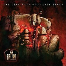 ELEPHANT MOUNTAIN - THE LAST DAYS OF PLANET EARTH NEW CD
