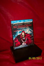 Red Riding Hood (Blu-ray Disc, 2011, 2-Disc Set, Canadian; English, French)