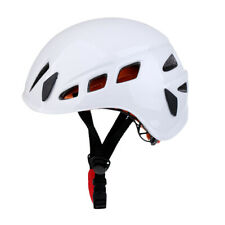 Lovoski Safety Rock Climbing Caving Rappelling Head Helmet Protector White
