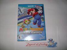 * New * Sealed *  Mario Tennis: Ultra Smash - Nintendo Wii U   USA