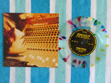 """SONIC BOOM Drone Dream 7"""" EP w/ PICTURE SLEEVE CLEAR SPLATTER VINYL 1993"""
