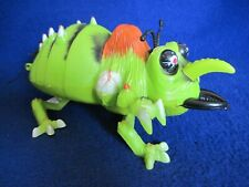 1964 Remco Horrible Hamilton's Invaders bug monster toy - Complete Works Great!