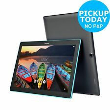 Lenovo Tab E10 10.1 Inch 16GB WiFi Android Tablet - Black