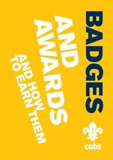 Cubs Badges and Awards Book OFFICIAL District Scout Shop