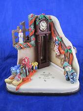 Limited Edition Hummel Goebel Christmas Time Music Box Hummelscape 1038-D 2106