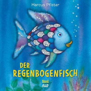 Der Regenbogenfisch - Marcus Pfister -  9783314103193