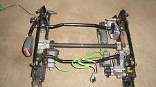 00 01 02 03 04 Volvo S40 Left Driver LH Front Power Seat Track