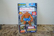 Marvel Legends Legendary Rider Series THING 1st Appearance Trading Card Action