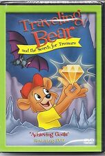 Traveling Bear and the Search for Treasure (DVD, Brand New) Vol. 3 WORLD SHIP