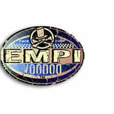 EMPI STICKER VW  RACE RETRO OLD SCHOOL VINTAGE