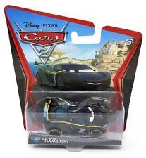 Disney Pixar Cars 2 Lewis Hamilton Die Cast Car #24 New In Package 2011