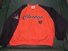 NFL Brand Chicago Bears NFL Team Adult XXL Pull-Over Jacket