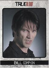 TRUE BLOOD ARCHIVES P3 BINDER EXCLUSIVE PROMO CARD BILL COMPTON