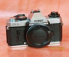Porst CR 3 Automatic SLR Kamera Gehäuse Body 2057
