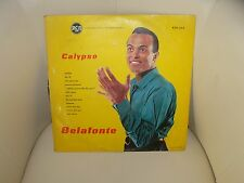 DISQUE 33 T   LP HARRY BELAFONTE - Calypso - 430.212