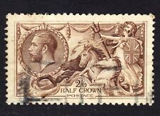 Great Britain Scott  179  F to VF used with a light unobtrusive cancel.