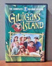 Gilligan's Island: Season 2  ( 6 DVD Set )  LIKE NEW
