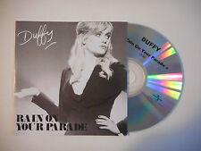 DUFFY : RAIN ON YOUR PARADE ♦ CD SINGLE PORT GRATUIT ♦