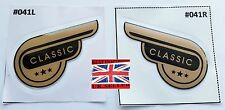 ROYAL ENFIELD TOOL BOX CLASSIC STICKER SET LEFT & RIGHT SIDE