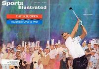 1964 (June 15) Sports Illustrated, Golf,magazine, Arnold Palmer, U.S. Open ~ VG