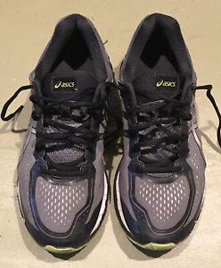 Asics Gel Kayano 22 Mens 9 4E Wide Running Shoes