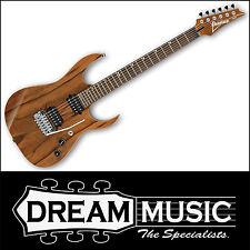 Ibanez Premium MSM1 Marco Sfogli Electric Guitar Tineo Natural Finish RRP$2499