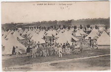 CAMP DE MAILLY - Aube / France - Military - by A Verry - 1909 used postcard