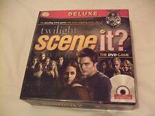 Scene it Twilight Deluxe DVD Game 2009