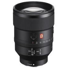New Sony FE 135mm F1.8 GM Lens - SEL135F18GM