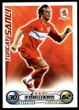 Match Attax 2008/2009 - Tuncay Sanli Middlesbrough