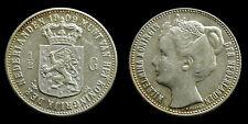 Netherlands - 1/2 Gulden 1909