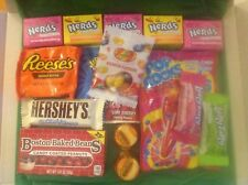 American sweets/candy and chocolate Gift Box - American Retro USA Candy Sweets