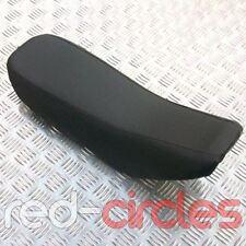 BLACK KLX STYLE PIT BIKE SEAT PAD 110cc 125cc 140cc 160cc PITBIKE