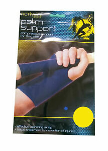 Activlife Sport Palm Support Neoprene Compression Size Small New Wrist Injury M
