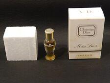 """2  ml  PARFUM  Amphore  """" Miss Dior """" m. Box  v. Dior"""